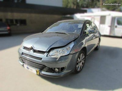 usado Citroën C4 1.6 HDI - Salvado -