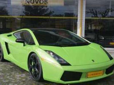 usado Lamborghini Gallardo Gasolina
