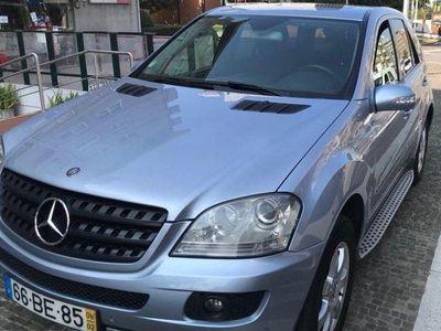 usado Mercedes ML320 ---