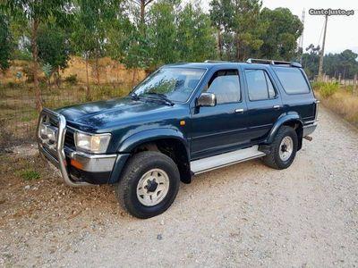 usado Toyota 4 Runner 3000 td