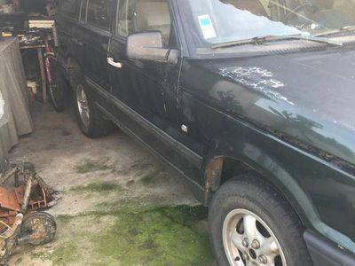 brugt Land Rover Range Rover Range RoverDse