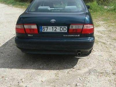 usado Toyota Carina é 16oo -
