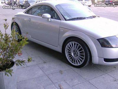 usado Audi TT 1.8Turbo5V Coupe JLL18 Impecável 1Dono99/4