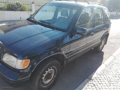 usado Kia Sportage 2.2 Diesel