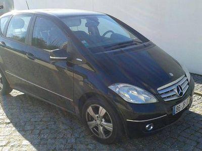 usado Mercedes A180 CDI Avgarde-Nacional