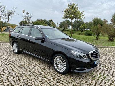 usado Mercedes E300 BlueTEC Hybrid Elegance