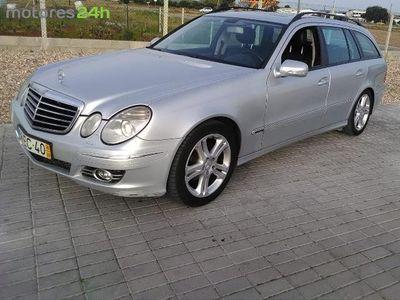usado Mercedes 280 Classe E StationCDi Avantgarde Aut.