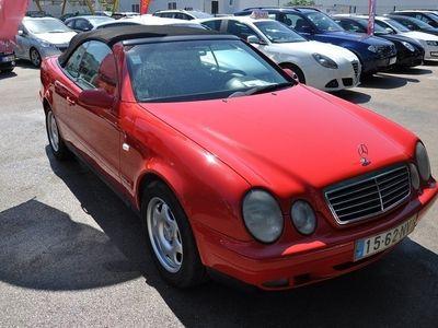usado Mercedes E220 230 Cabrio