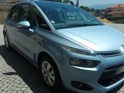 używany Citroën C4 Picasso business
