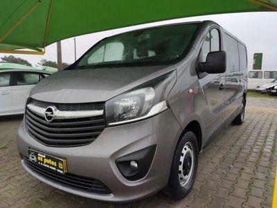usado Opel Vivaro Combi extra