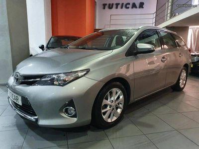 usado Toyota Auris SW 1.4 D-4D GPS