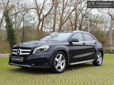 usado Mercedes GLA220 AMG