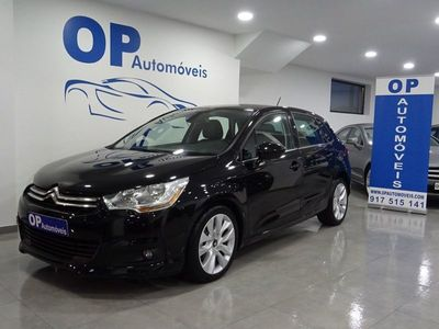 usado Citroën C4 1.6 HDi Exclusive NAVI
