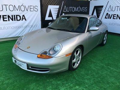 usado Porsche 911 Carrera 996