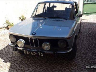 usado BMW 1502 Sedan (E10) 1.6