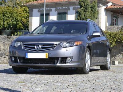 usado Honda Accord Tourer 2.2 I-DTEC Executive