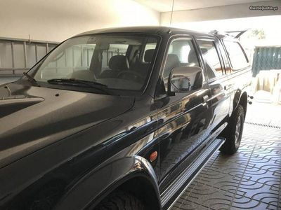 usado Mitsubishi L200 L200