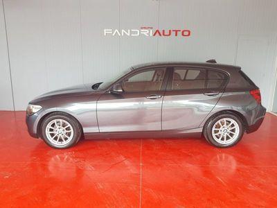 usado BMW 116 D Eficient Dynamics