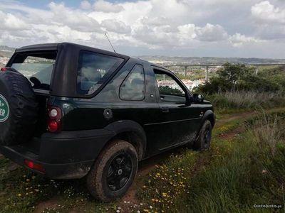 gebraucht Land Rover Freelander 2.0 DI