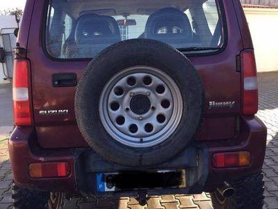 brugt Suzuki Jimny 1.3