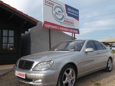 usado Mercedes S400 250cv