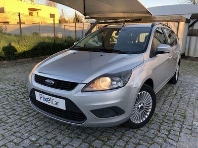 usado Ford Focus SW 1.6 TDCI Econetic 109cv