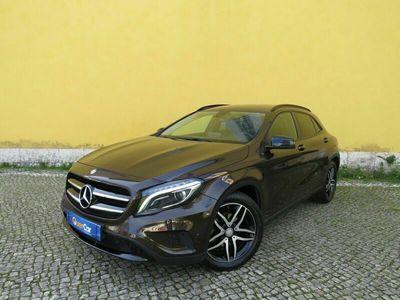 usado Mercedes GLA200 d URBAN
