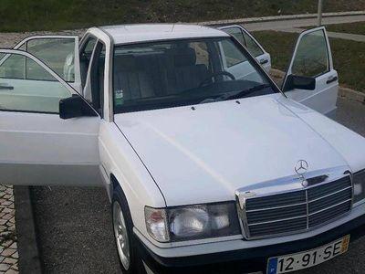 usado Mercedes 190 190 Mercedes d 2.5