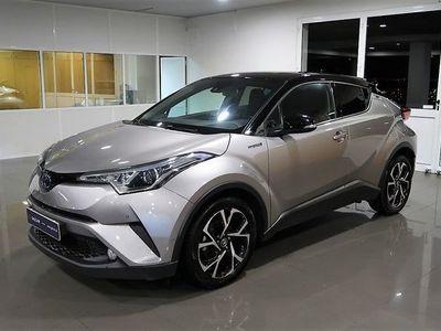 usado Toyota C-HR 1.8 Hybrid Graphic Edition