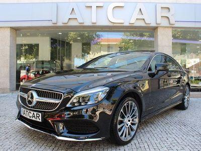 usado Mercedes CLS350 Bluetec AMG Line Aut.
