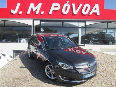 gebraucht Opel Insignia Sports Tourer 1.6 CDTI Cosmo S/S