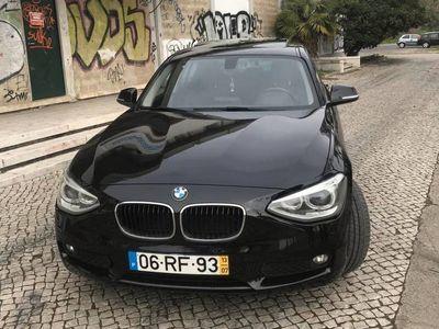 usado BMW 118 2.0d