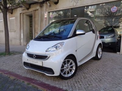 brugt Smart ForTwo Electric Drive Passion
