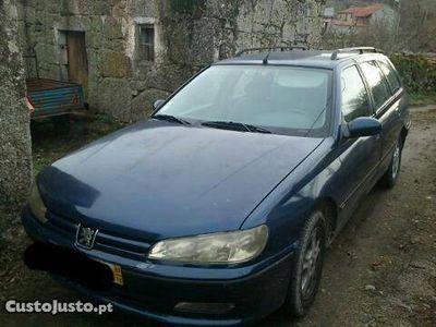 usado Peugeot 406 SW 1.9 TD -