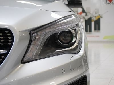 usado Mercedes CLA200 Shooting Brake Classe CLA CDi AMG / GPS