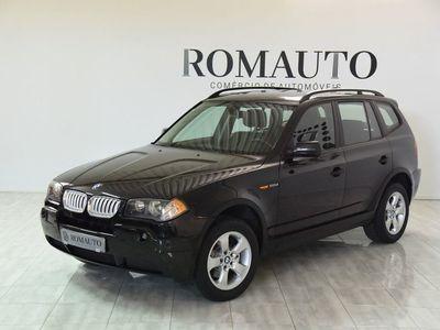 usado BMW X3 20D 4WD 150CV