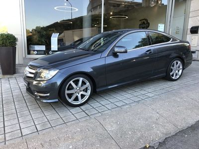 usado Mercedes C250 CDi BE Aut.