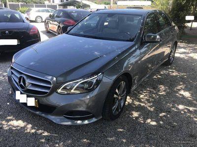 usado Mercedes E300 hybrid nacional