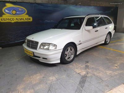 usado Mercedes C200 Espirit