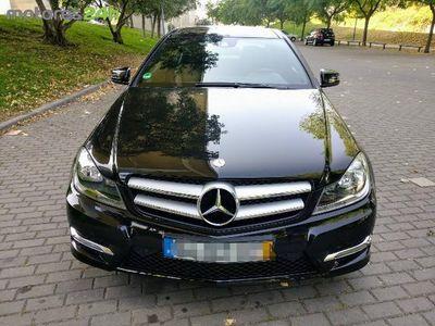 usado Mercedes 220 Classe C CoupéCDi BE Aut.