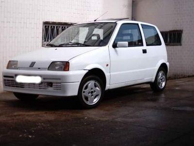 usado Fiat Cinquecento SX Ar Condicionado