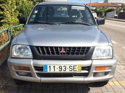 usado Mitsubishi L200 2.5TD CD 4 lug.