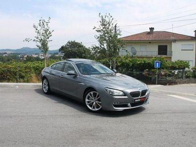 usado BMW 640 Gran Coupé Executive