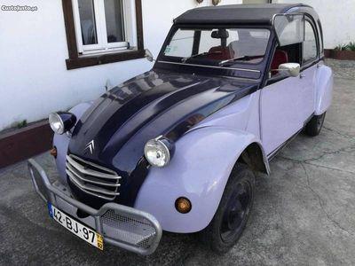 usado Citroën 2CV Cabrio