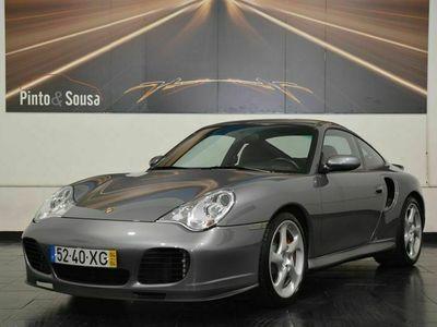 usado Porsche 911 Carrera 996Turbo