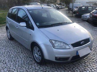 gebraucht Ford C-MAX 1.6 Tdci Ghia