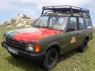 used Land Rover Discovery 200Tdi