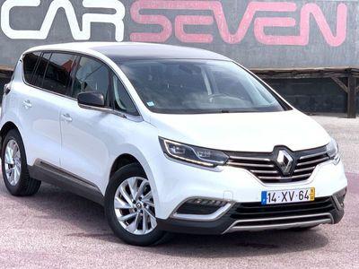 usado Renault Espace 1.6DCi Auto 160cv 7L Tecto