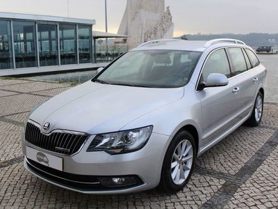 used Skoda Superb Break 1.6 TDI Nacional