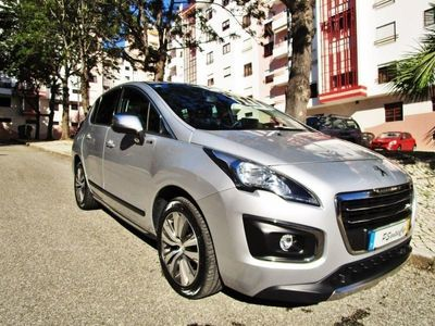 used Peugeot 3008 1.6 bluehdi style